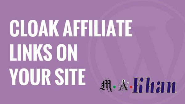 SHOULD I USE MY RAW AFFILIATE LINK IN MY ADVERTS