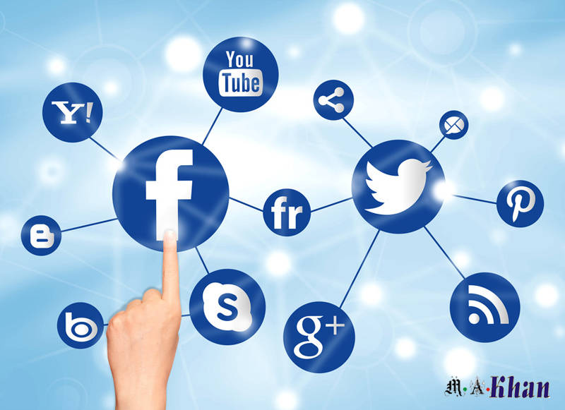 Connect with Social Networking Sites