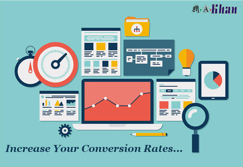 Five Ways to Increase Your Website Conversion Rate