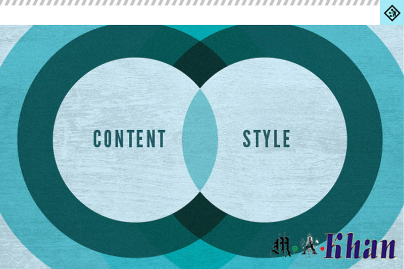 Style or Content, which one would you choose as a Blogger