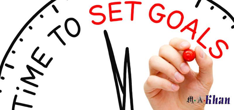 Blogging Tip 6- Set Goals