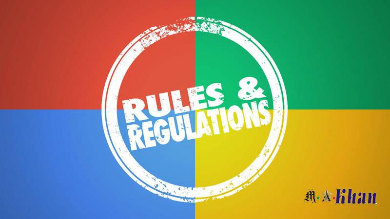 respect Google's rules