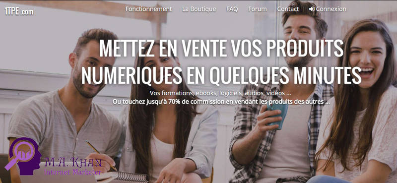 Affiliate Marketing Websites-1TPE