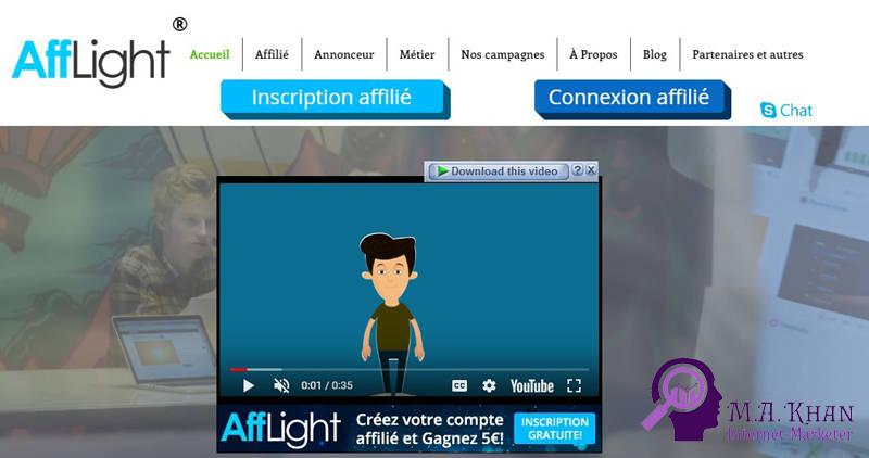 Affiliate Marketing Websites-Afflight