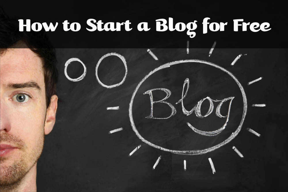 How to Start a Blog for Free - How It Works
