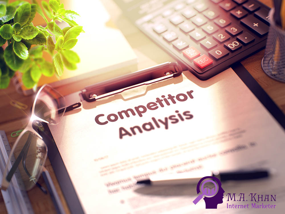 Five Steps To The Perfect Competition Analysis