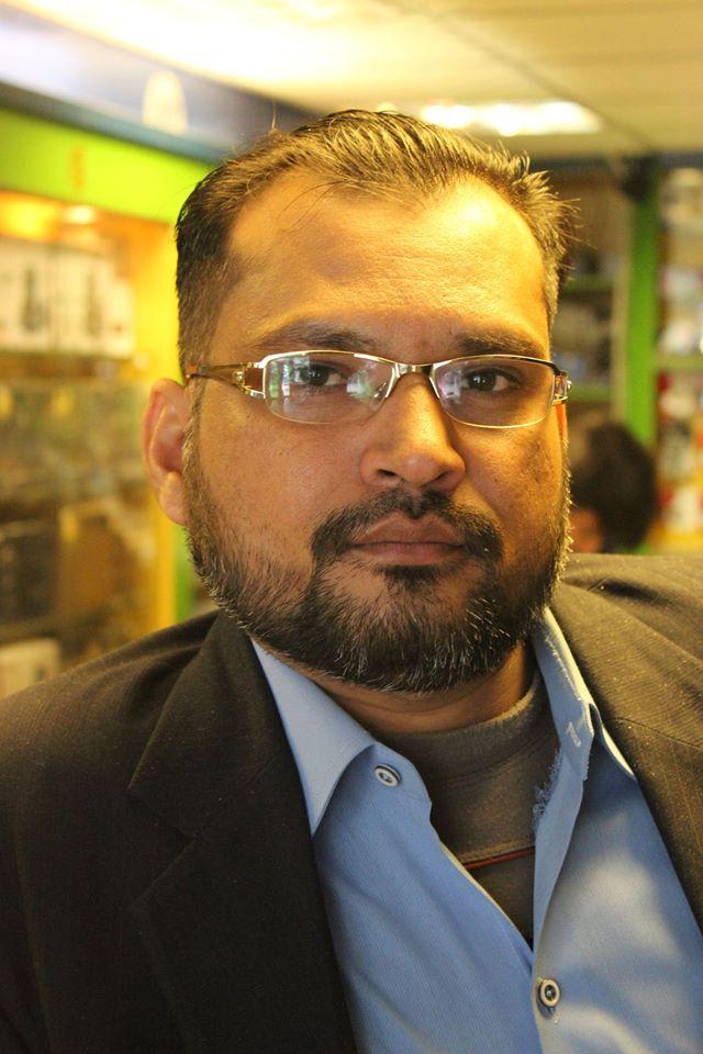 Mukhtiar Ali Khan